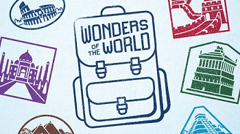 Wonders of the World / Souvenir 2020 / 2021