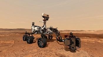 Mars Mission Perseverance