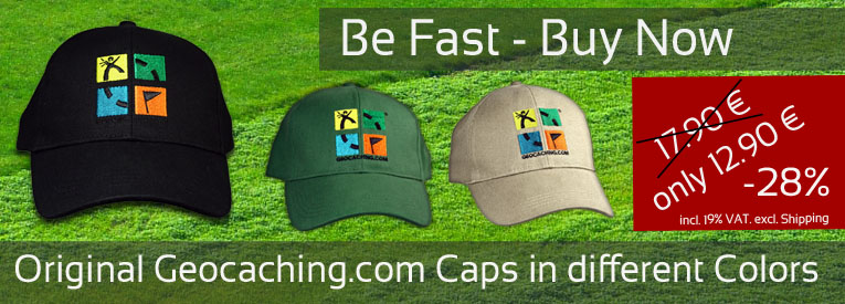 Geocaching.com Cap