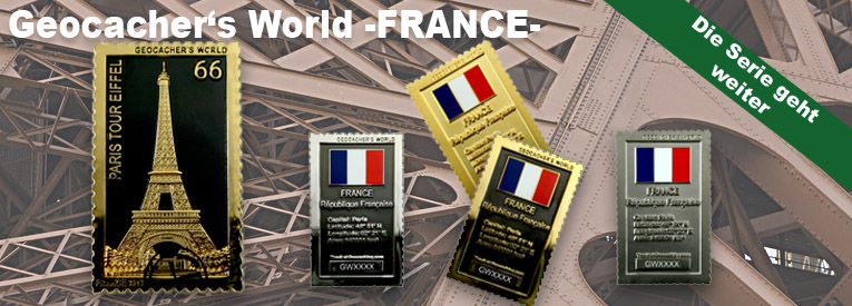 Geocachers World France