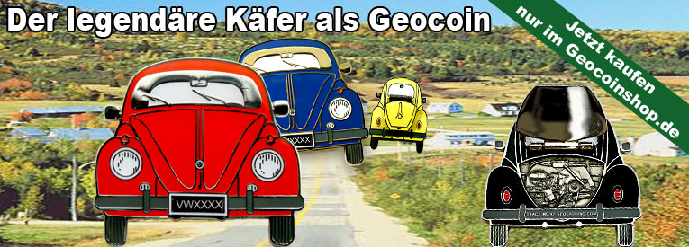 kaefer geocoin