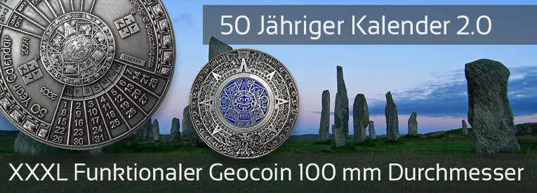 50 J�hriger Kalender New Edition