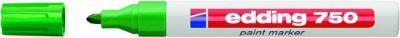 Lack Marker Edding 750 GN -gr?n- 2-4 mm
