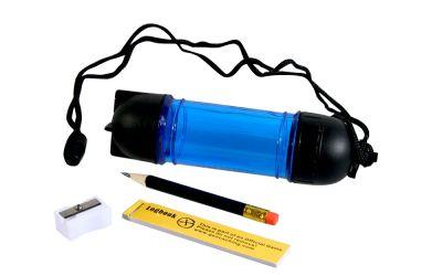 Blue Tube Cache Kit (mit Inhalt)