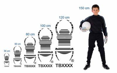 Groundspeak Travelbug® Aufkleber XXXXL