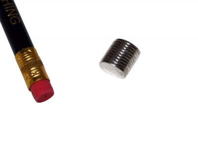 10 St?ck 10 mm x 1mm Scheibenmagnet - Neodym Magnete
