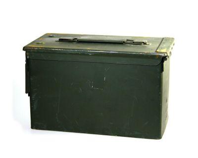 Munitionsbox gro