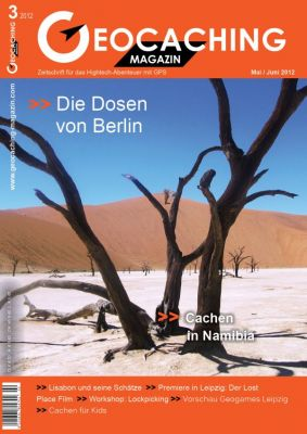 Geocaching Magazin 03/2012 Mai/Juni