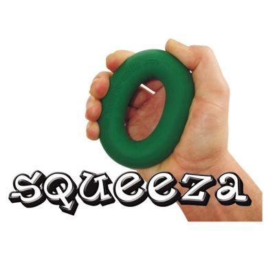 Squeeza Unterarmtrainer schwarz 18,0 kg