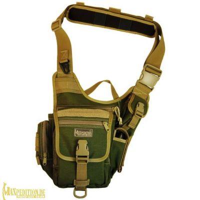 Maxpedition® Fatboy Versipack in grün/khaki