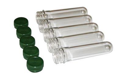 PETling Geocaching Behälter Set (5 Stück) KLAR