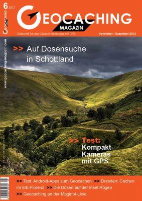 Geocaching Magazin 06/2012 November/Dezember