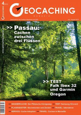 Geocaching Magazin 04/2013 Juli/August