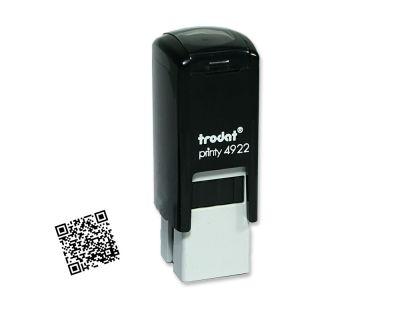 Travelbug® Stempel / QR-Code Printy