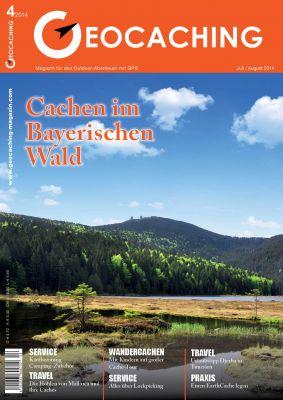 Geocaching Magazin 04/2014 Juli/August
