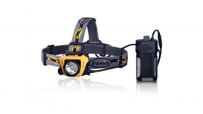 Fenix HP30 Stirnlampe (Cree XM-L2 LED) - 4 x CR123A