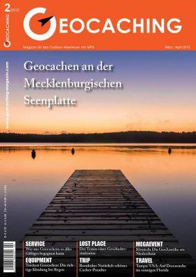 Geocaching Magazin 02/2015 M?rz/April