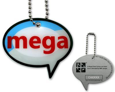 Cache Icon Tag - Mega Event
