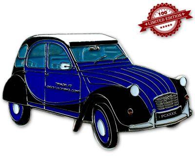 Ente CV Geocoin - Royal Blue Edition LE 100