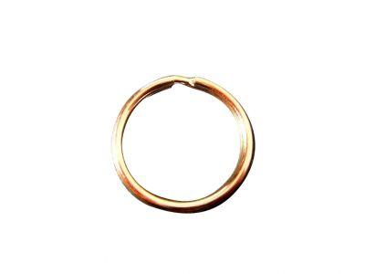 Schl?sselring Silber (ca. 30 mm)