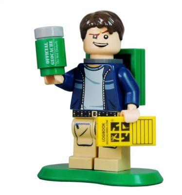 Geocaching Cache Hunter LEGO - trackbar
