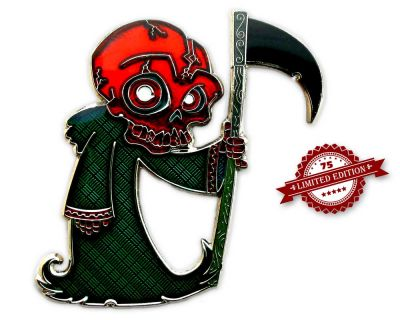 The Grim Reaper Skull - Luzifer XLE 75