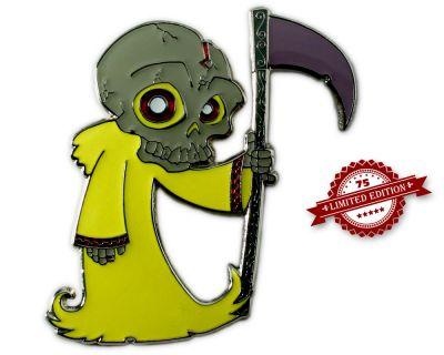 The Grim Reaper Skull - Medusa XLE 75
