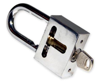 Geocaching Lockpicking ?bungsschloss (Scheibenschloss)