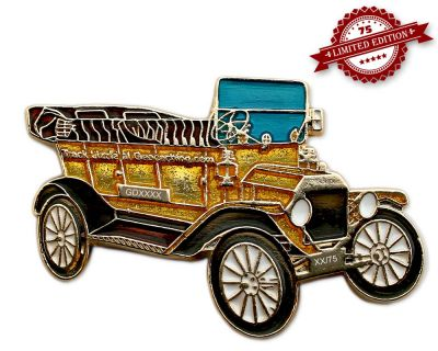 Ford Model T Geocoin - Racer XLE 75