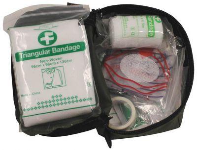 kleines Erste Hilfe Set (inkl. Tasche)