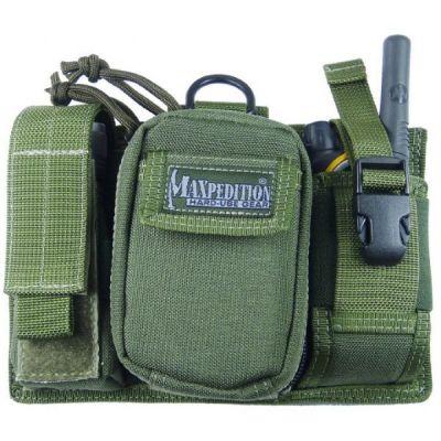 Maxpedition® Triad Admin Pouch foliage green