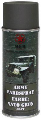 Farbspray Olive Gr?n Matt 400 ML