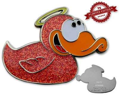Angel-Duck Geocoin - Ramona XLE 75