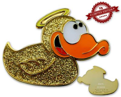 Angel-Duck Geocoin - Uriel XLE 75