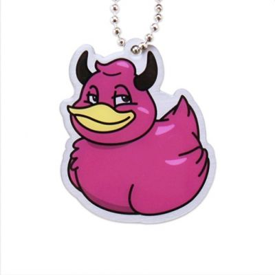 Official Deadly Duck Trackable Tag - Pride / Stolz