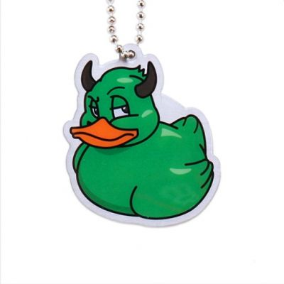 Official Deadly Duck Trackable Tag - Envy / Neid