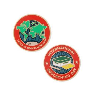 2016 International Geocaching Day - Geocoin