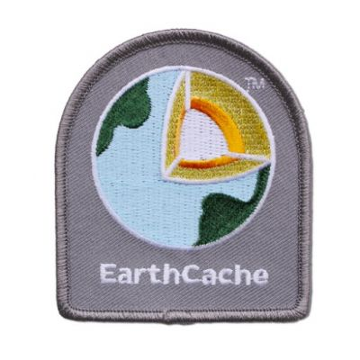 EarthCache™ Aufnäher / Patch