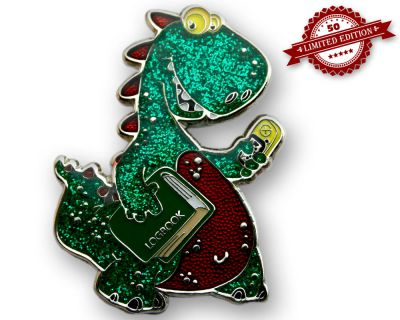 GeoDino Geocoin - Raptor XLE 50