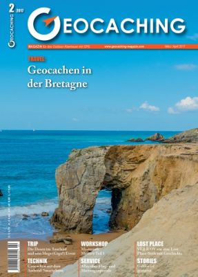 Geocaching Magazin 02/2017 M?rz/April