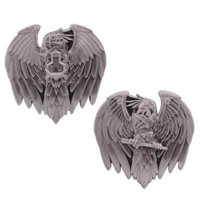Steampunk Eagle (Adler) Geocoin