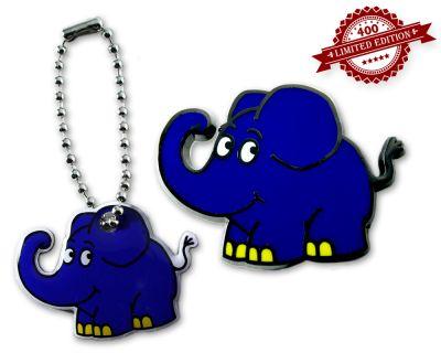 Sendung mit der Maus - Der Elefant Geocoin inkl Copy Tag LE
