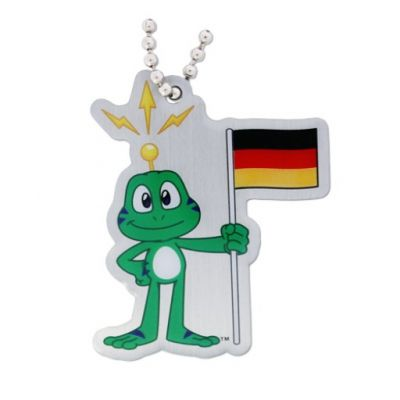 Deutschland Travel Tag - Where in the world is Signal the Frog®?