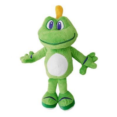 Mittelgroßes Signal the Frog? Plüschtier (ca. 30 cm)