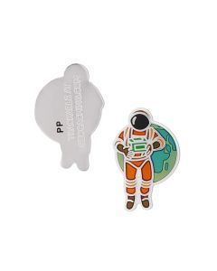 Planetary Pursuit - Offizieller Micro Geocoin