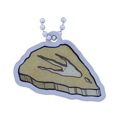 EarthCache™ Fossil Tag- Footprint