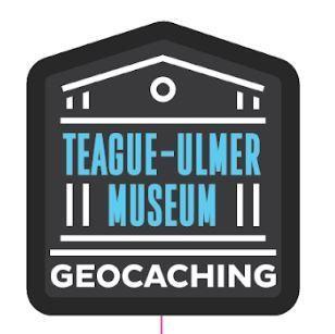 Teague-Ulmer Museum Aufnäher / Aufbügler /  Patch