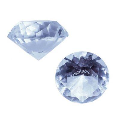Trackbarer GeoGems™ - Diamond