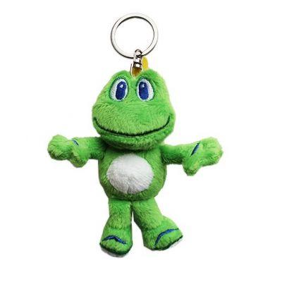 Signal the Frog® Micro-Plüschtier mit Schlüsselring