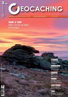 Geocaching Magazin 03/2020 Mai/Juni